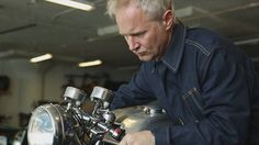 Kenny Cummings builds, restores and races Classic motorcycles.