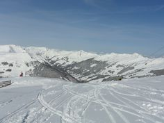 Traumwetter in Saalbach!