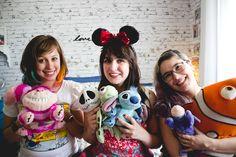 TAG Disney ft. Luly Trigo e Lully de Verdade    por Mel Souza   Melina Souza       - http://modatrade.com.br/tag-disney-ft-luly-trigo-e-lully-de-verdade