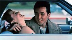"""The rain on my car is a baptism, the new me, Ice Man, Power Lloyd, my assault on the world behind now."" -Lloyd Dobler in Say Anything"