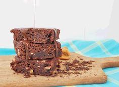 Brownie Vegano de Beterraba e Maçã | Fru-fruta