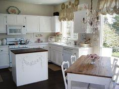 Cucine Shabby Chic: 30 Idee per Arredare Casa in Stile Provenzale   MondoDesign.it