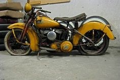 Harley-Davidson WLC 750 by Customs from Jamesville