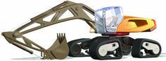 Maquinas Del Futuro | Cómo serán las máquinas de construcción de Volvo en el 2020? Un ...