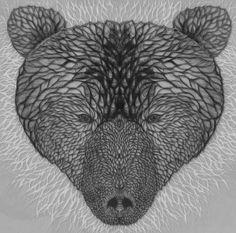 Bear by AguGus
