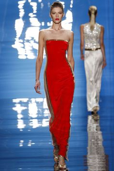 Toya's Tales: What Will Catch My Eye?: Reem Acra: My Faves From the Spring 2013 Reem Acra Collection