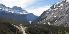 A rugged adventure along the Icefields Parkway on Roadtrippers