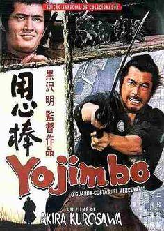 Yojimbo - Akira Kurosawa http://aladi.diba.cat/record=b1345568~S9*cat
