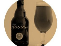 Cerveja artesanal Sovina