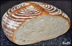 s varechou v ruke: domáci kváskový chlieb