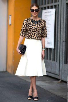 Avoid prints—except leopard.   - HarpersBAZAAR.com