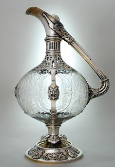 Decanter antiguo