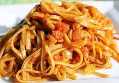 Spagete u paradajz sosu