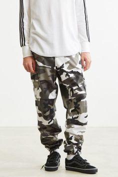 00e9e90856 Check out Rothco Camo Cargo BDU Pant from Urban Outfitters Mens Camo Cargo  Pants