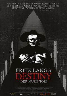 Destiny (1921) - Fritz Lang
