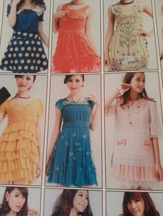 Lovely frock designs