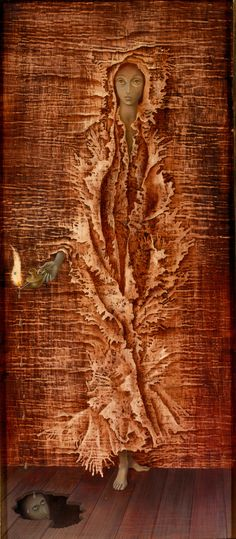 1962 Remedios Varo Uranga (1908~1963, Spanish born Mexican para-surrealist painter and anarchist)