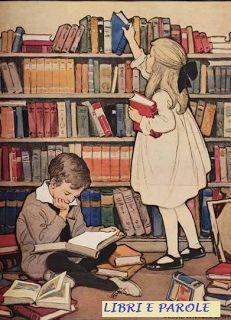 Venerdì del Libro con libri  e letture per ragazzi: esperienze vissute