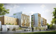 Ameller, Dubois et Associés - Architecture - Choisy-le-Roi - Logements collectifs