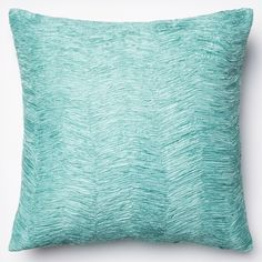 Alexander Home Textured Solid Down Feather or Filled 22-inch Throw Pillow or Pillow Cover