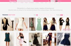 Storemio is for shopaholic persons. It will provide you trendiest products from unique shops.  See more at: http://www.globussoft.com/portfolio/social-e-commerce-products/