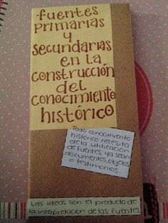Historia de la Educación en México: Fuentes primarias y secundarias en la construcción del conocimiento histórico