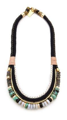 Lizzie Fortunato: Mesa II Necklace