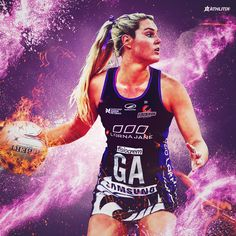 Aesthetic Images, Aesthetic Girl, Sports Graphic Design, Graphic Art, Netball Quotes, England Netball, Coaching Volleyball, Volleyball Drills, Volleyball Quotes