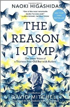 A really interesting book written by a young man who cannot speak due to his autism spectrum disorder.