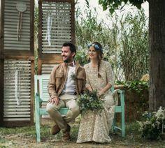 La boda rústica de Nadina y Oriol