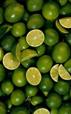 #green #limes