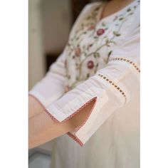 Neck Designs For Suits, Sleeves Designs For Dresses, Dress Neck Designs, Stylish Dress Designs, Sleeve Designs, Blouse Designs, Simple Kurti Designs, Kurta Designs Women, Simple Pakistani Dresses