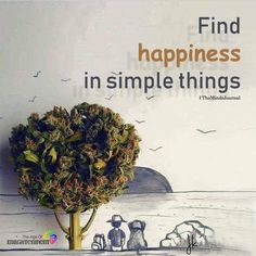 Find Happiness In Simple Things Happy Quotes, Funny Quotes, Life Quotes, Simple Sayings, Simple Things Quotes, Modern Philosophers, Finding Happiness Quotes, Self Quotes, Thoughts And Feelings