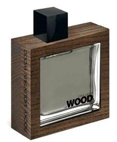 He Wood Rocky Mountain Wood DSQUARED² Masculino