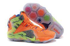 differently cf35a 57dfd Nike LeBron 12 P.S. Elite Six Meridians. Lebron James BasketballLebron ...