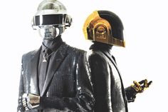 "Daft Punk: ""We Both Have a Superhero Ego"""