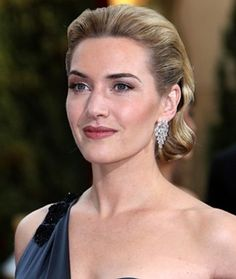 "Kate Winslet- One of the few actresses who are naturally beautiful. :) Loved her ever since I saw ""Titanic""."