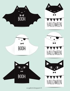 As you can see, Halloween is already here! There are as many great ideas that we can't stop sharing them! We are sure that you have seen these cute invitations for Halloween, we can find them at the blog de Zü where you can download the bat, 2 different cats or the pirate ghost. We […]