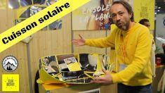 Salon du survivalisme #2: Interview avec Solar Brother - Cuisson solaire!