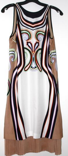 ETRO DRESS @Michelle Flynn Coleman-HERS