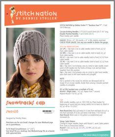 Beanie Knitting Patterns Free, Knit Beanie Pattern, Knit Headband Pattern, Easy Knitting Patterns, Lace Knitting, Knitting Ideas, Knitting Projects, Hat Patterns, Knitted Flower Pattern
