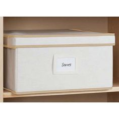 Free 2-day shipping on qualified orders over $35. Buy Mainstays 2pk Canvas Lidded Box, Medium at Walmart.com