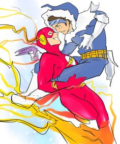 Tagged: the flash coldflash fan art rec i love the coloring wow. Notes: 117