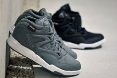#reebok pump omni lite #cordura #sneakers
