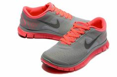 Discount Hot Punch Shoes Pink Womens Nike Free Cool Grey 511527 600 For Sale Save up Off! This site sells nike shoes off! Best Nike Running Shoes, Nike Sb Shoes, Nike Shoes Cheap, Nike Free Shoes, Nike Shoes Outlet, Sneakers Nike, Cheap Nike, Sports Shoes, Basketball Shoes