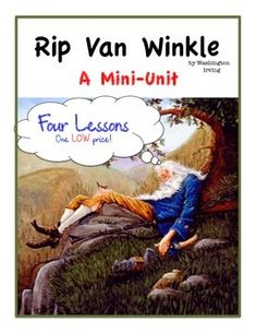 argumentative essay on rip van winkle Rip van winkle keyword essays and term papers available at echeatcom, the largest free essay community.
