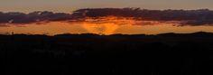 Sunset over city Písek [Cze] by Marek Weisskopf on 500px
