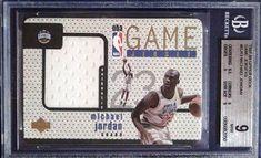 Lou Costabile's Top 10 Michael Jordan Cards - Michael Jordan Cards Michael Jordan Autograph, Michael Jordan Jersey, Last Dance, Upper Deck, Jordans, Patches, Games, Top, Toys