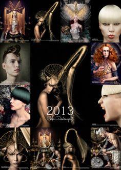 """""""Kunstkalender 2013"""" von Stefan Dokoupil Fotografie– dasauge® Werkschau"""
