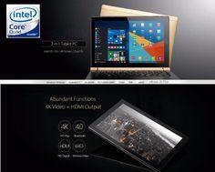 4 in one Tablet PC intel Quad-Core ram rom Windows Multi langue. 4gb Ram, Windows 10, The 4, Quad, Core, Quad Bike